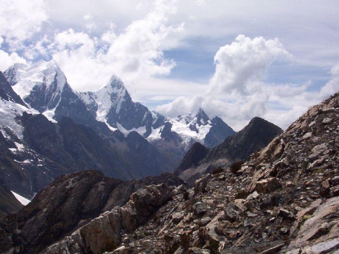 Trekking Cordillera Huayhuash. Foto Ramon Puig