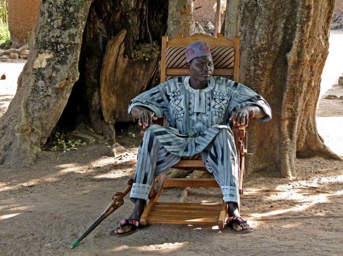 La Gran ruta de África Occidental. Rey de Obire. Viajes Tuareg
