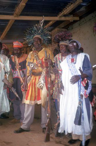 Camerún en Semana Santa