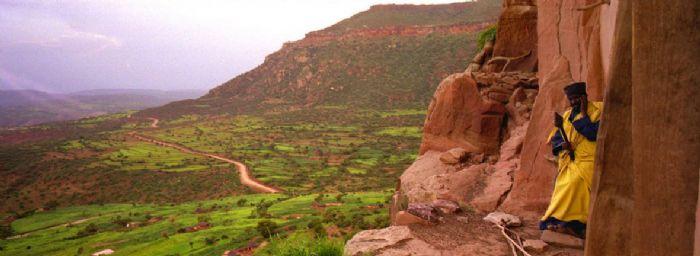 El Timkat en Gondar y Festividad de St. George. Viajes Tuareg