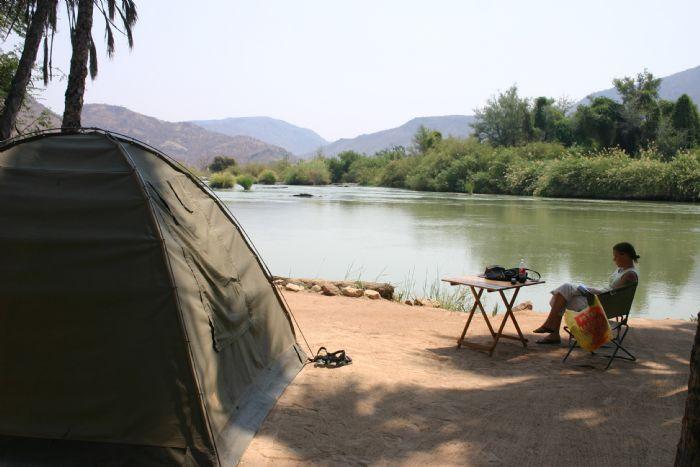Arenas del Namib, etnias del norte y vida salvaje. Foto Karibu Safaris