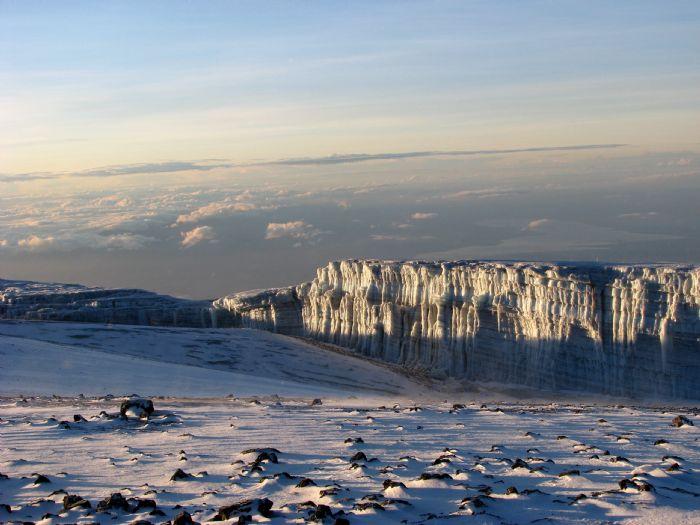 Ascensión al Kilimanjaro. Ruta Rongai. Foto David Molla