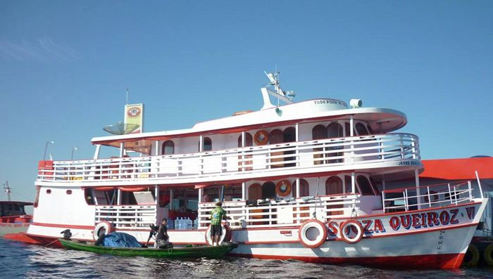Expedición a la Amazonia brasileña. Foto Archivo Tuareg