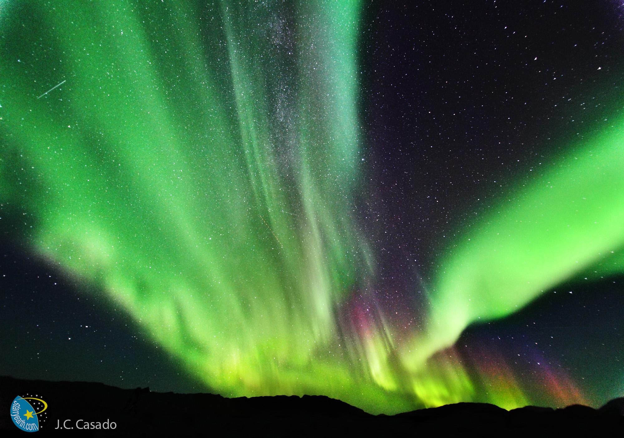 Auroras Boreales en Finlandia - J. Carlos Casado