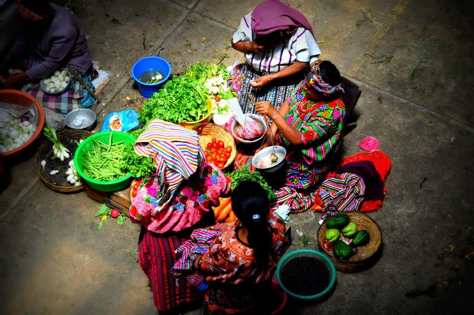 Guatemala - Colores. Foto Ainara Alonso