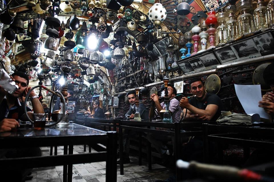 Irán - El rincón de Alí Baba. Foto Ametlló