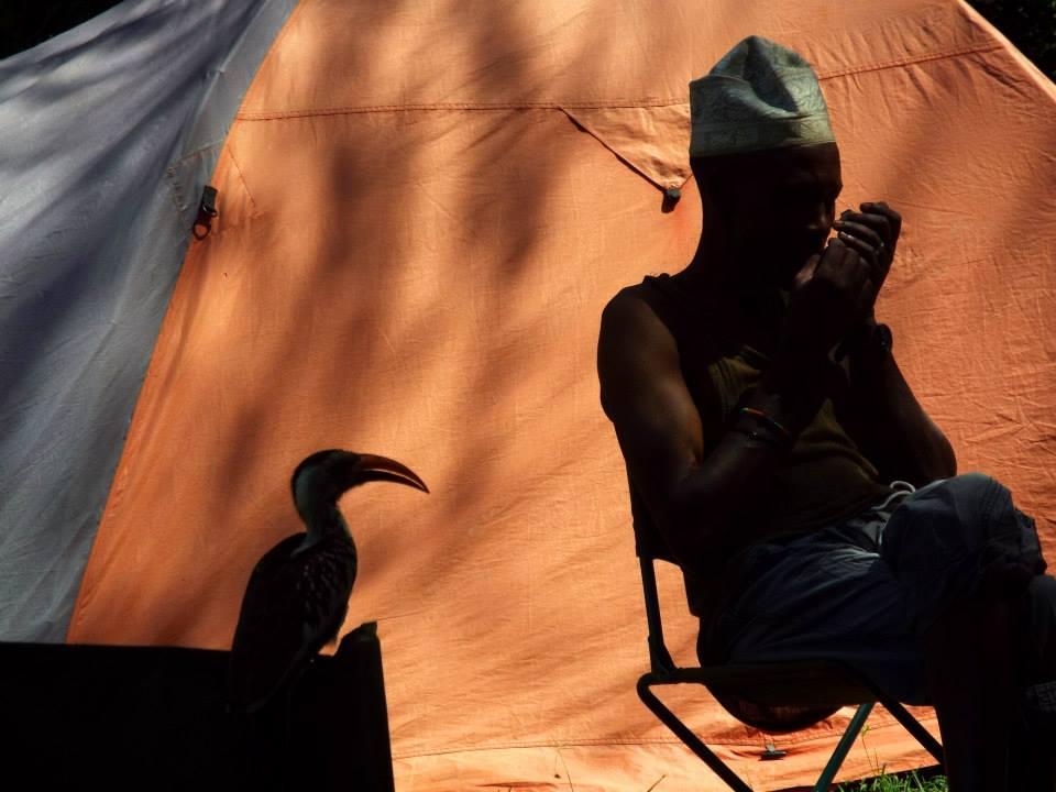 Kenia - Un momento de relax. Foto Mario Garces