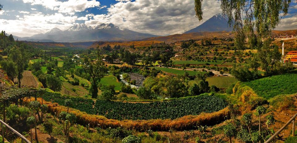 Peru - Volcans Arequipa. Foto Teresa Martinez