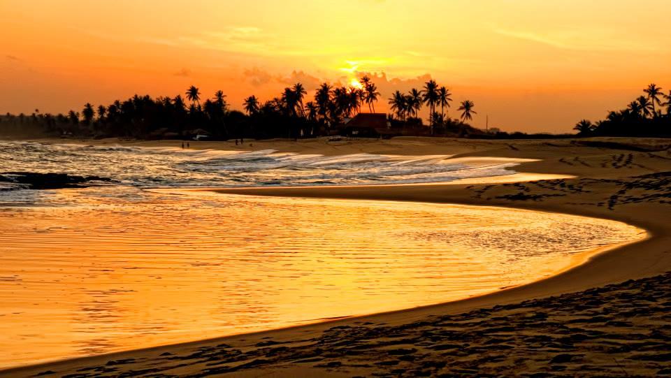 Sri Lanka - Posta de sol. Foto Mónica Joaquín