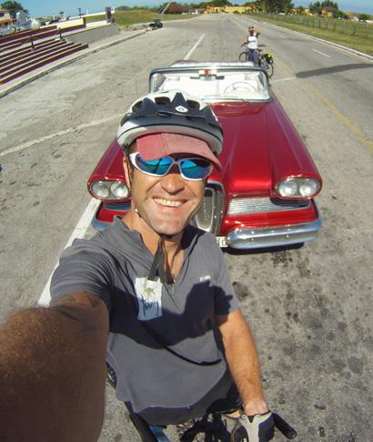 Desde el Caribe, donde está guiando nuestro grupo, &nbsp;Cuba descubriendo la isla en bicicleta, y&nbsp;a ... <br> <a class='vermellteula'>Seguir leyendo >>></a>