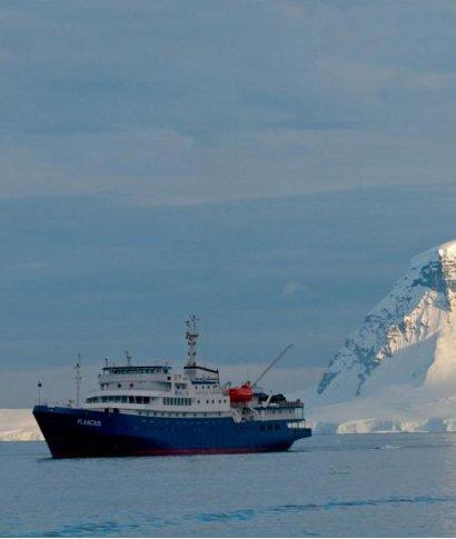 El Plancius es un buque confortable y acogedor que con su reciente reforma (2009) se ha convertido en una de ... <br> <a class='vermellteula'>Seguir leyendo >>></a>