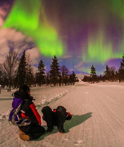 <div>Las auroras constituyen uno de los grandes espectáculos naturales que se pueden observar desde nuestro ... <br> <a class='vermellteula'>Seguir leyendo >>></a>