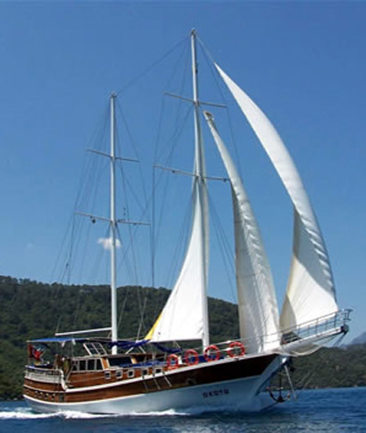 Las goletas son embarcaciones construidas artesanalmente en madera y su capacidad es de entre 8 y 20 ... <br> <a class='vermellteula'>Seguir leyendo >>></a>
