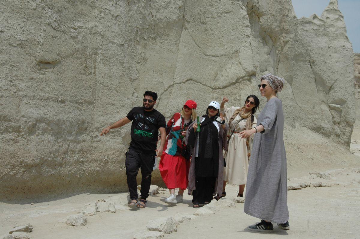 Foto Luis Sánchez Porcell. Viaje a Irán