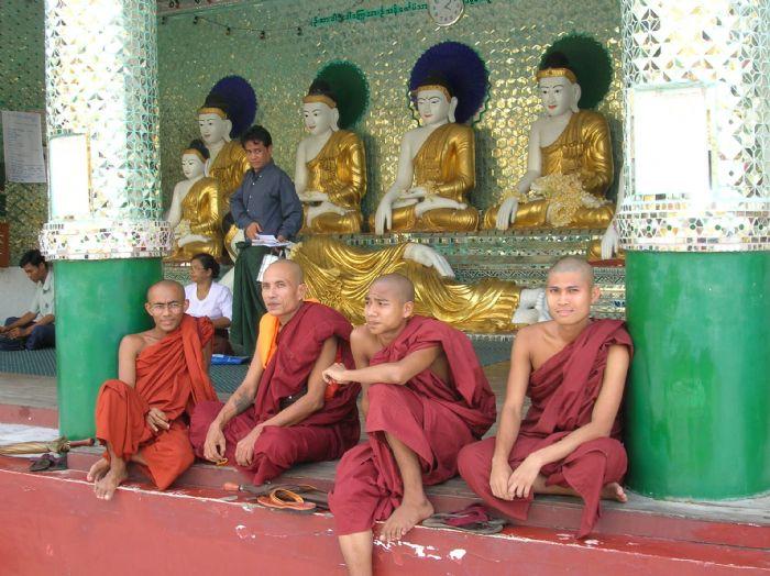 fotos de Myanmar (Birmania) autor:Josep Masalles