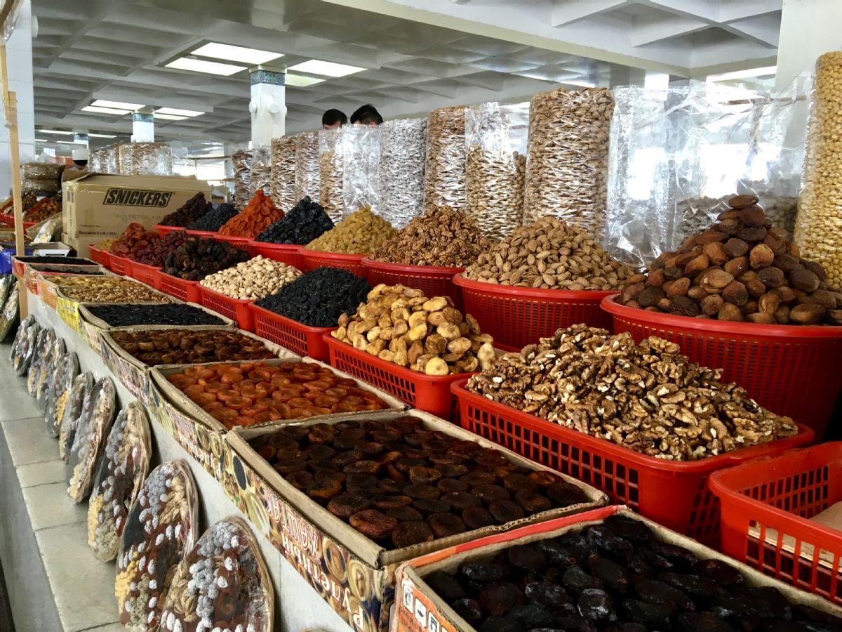 fotos de Uzbekistán autor:Tino Válduvieco