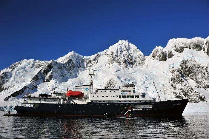 fotos de Antártida autor:R. Van Poppelen