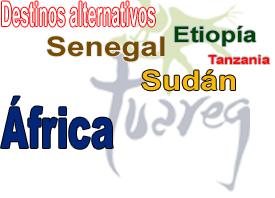 Ultimas noticias de Viajes Tuareg.