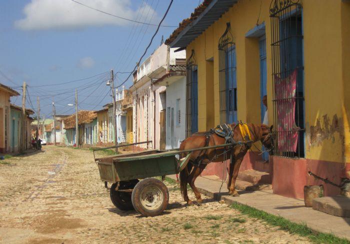 Trinidad. Foto Angel Ferrer