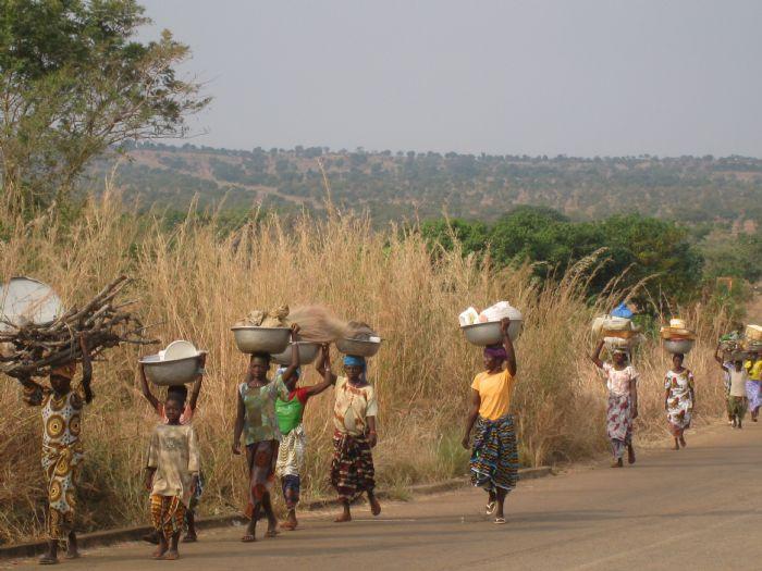 La Curva del Níger, Lobis y Senoufos. Foto Soraya Leon