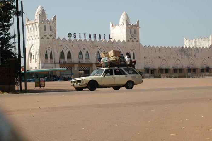 La Curva del Níger, Lobis y Senoufos. Foto Àlex Póo