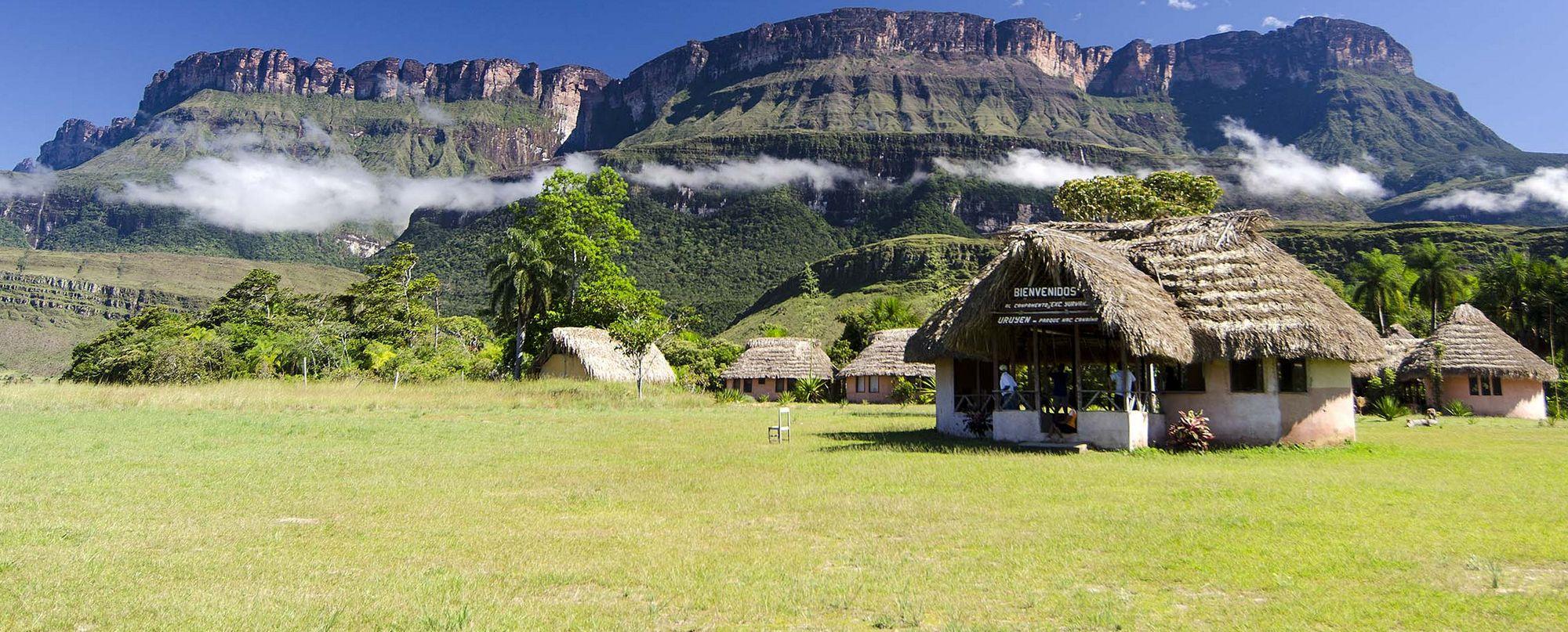 Venezuela -  Gran Sabana, Delta del Orinoco y archipiélago de Los Roques - Salidas de Junio a Noviembre