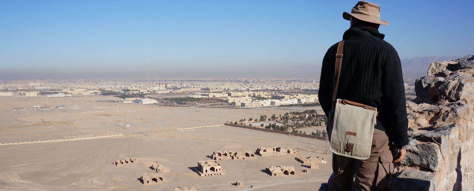IRÁN. La Persia Clásica: Shiraz, Kermán, Yadz, Isfahán y Teherán