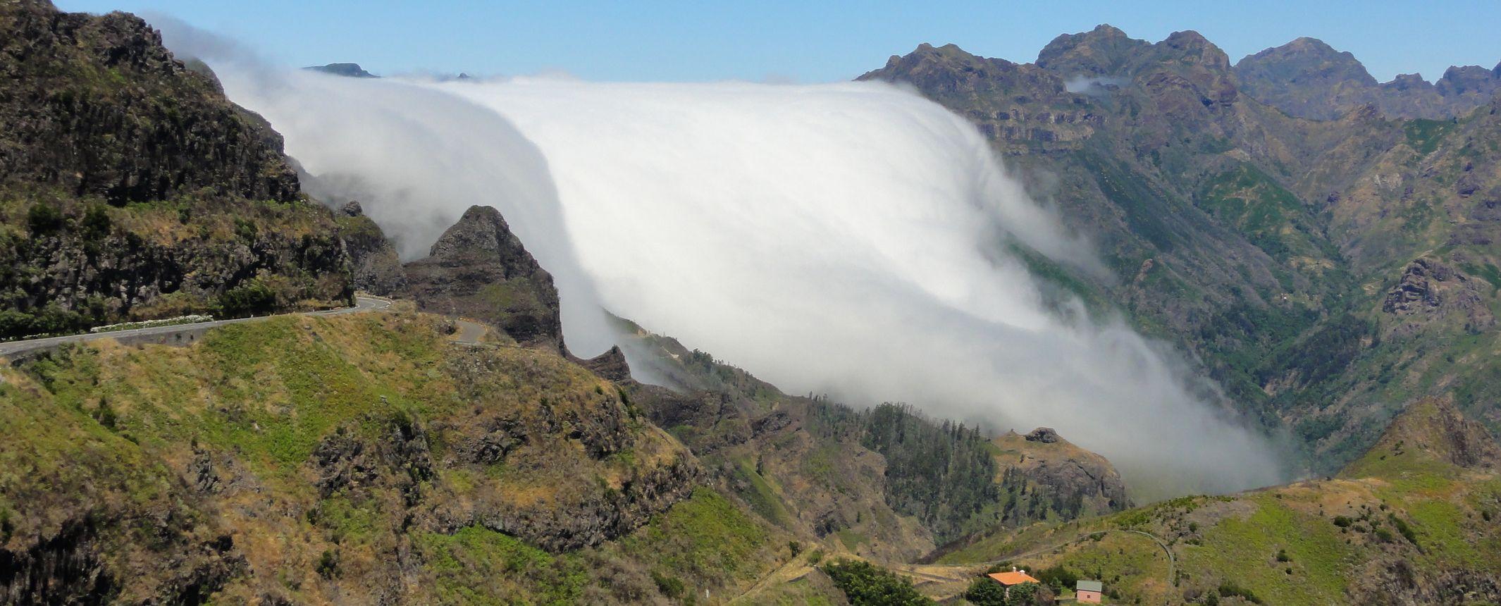 Madeira -  Senderismo en  los caminos del agua - Salidas en grupo