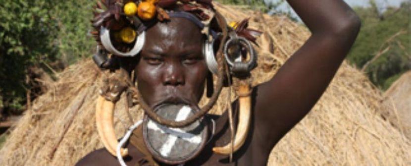 ETIOPÍA. Expedición al país Surma