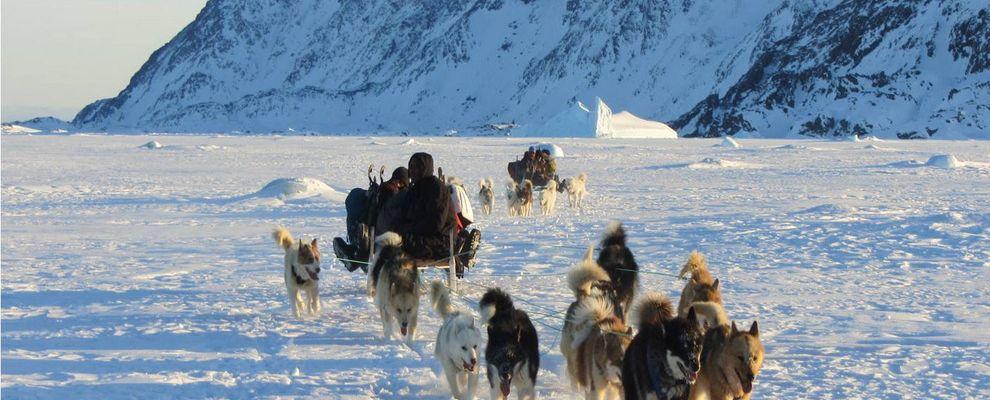 GROENLANDIA. Aventura Tunu-Costa Este. Viaje antropológico y de exploración con los inuit