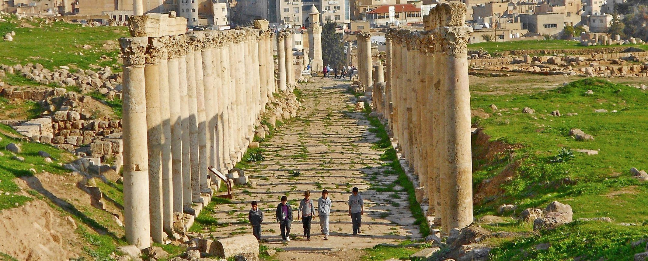 Jordania -  Petra, Mar Muerto y Wadi Rum 8 días  - Salida especial fin de año