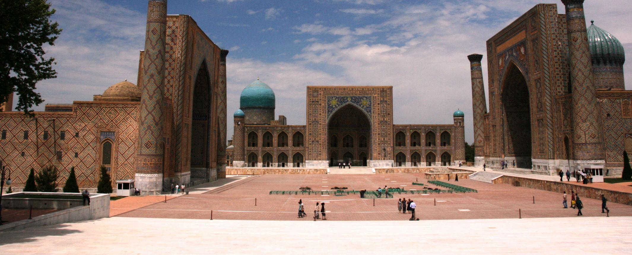 Uzbekistán -  Ciudades de la Ruta de la Seda y macizo de Ghissar - Salidas de Abril a Octubre