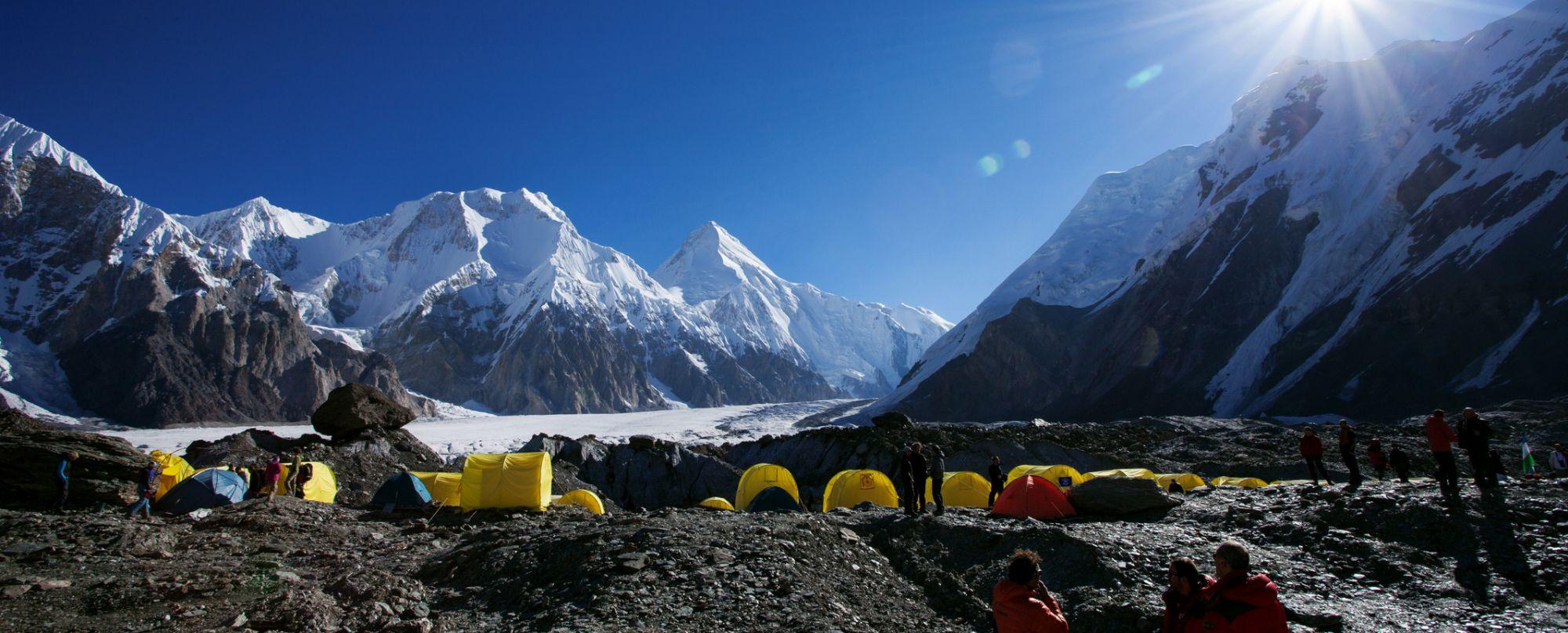 Kyrgyzstán -  Trekking hasta el corazón del Tien Shan - Salidas 16 Julio y 13 Agosto