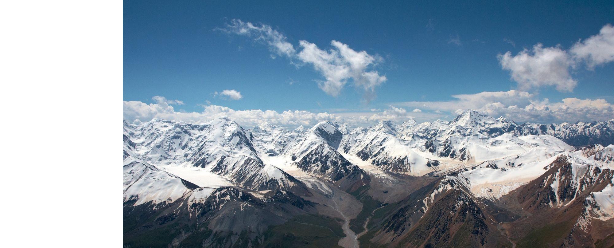 KYRGYZSTÁN. Trekking hasta el corazón del Tien Shan