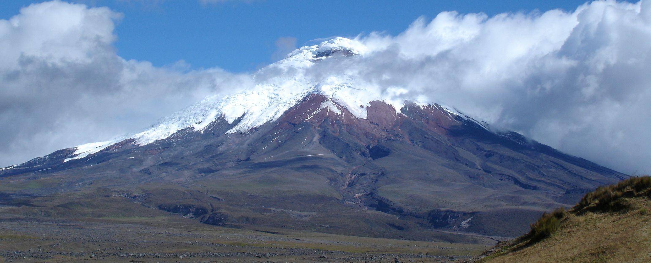 Ecuador -  Andes y Amazonas. Ext. Galápagos y reserva de Machalilla - Salidas de Julio a Noviembre