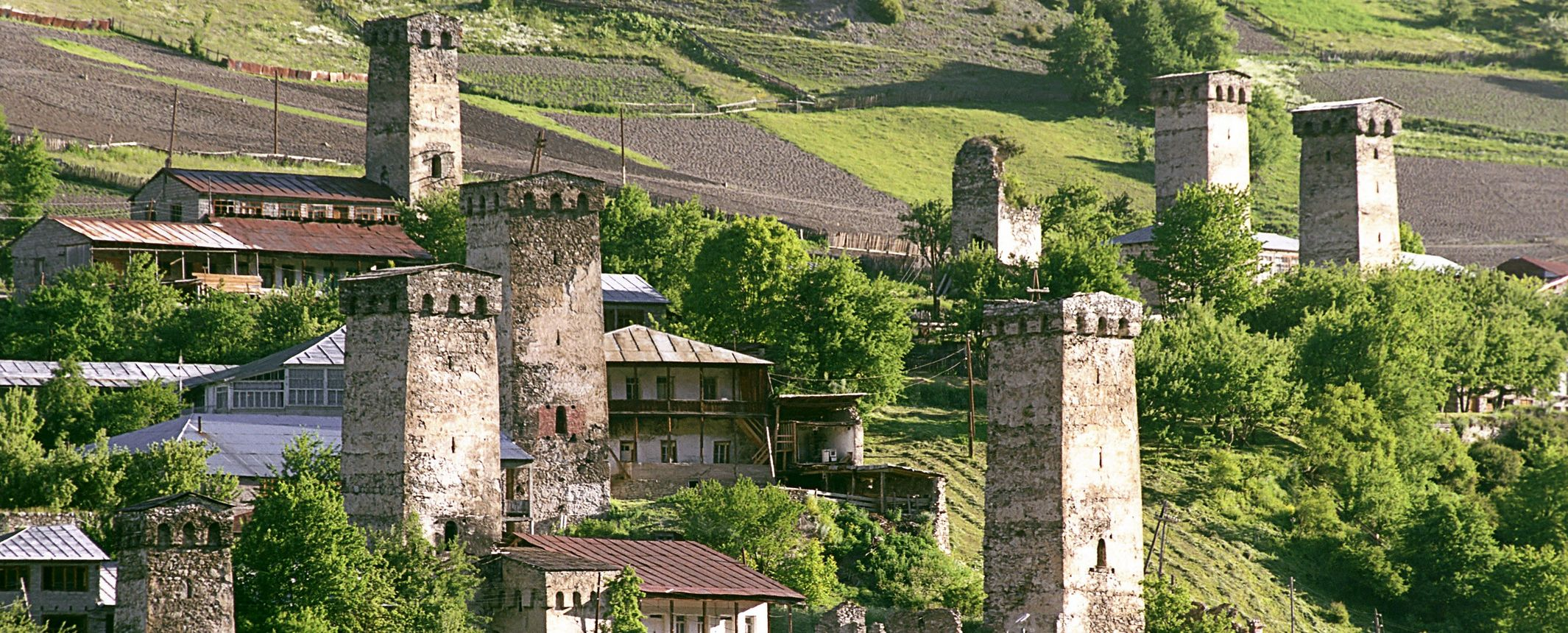 Montañas y pueblos medievales del Caúcaso  – Salidas de JUL a SEP