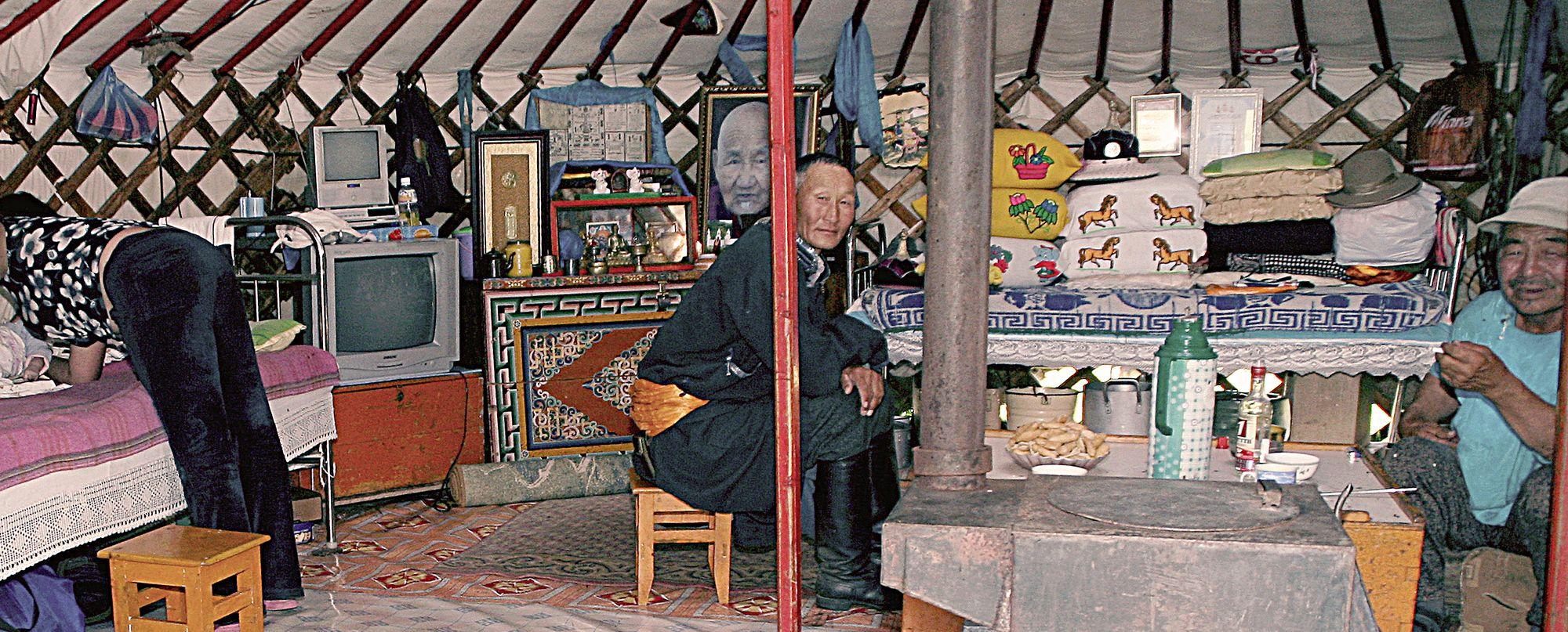MONGOLIA. Desierto de Gobi, Estepa Central y Lago Khovsgol