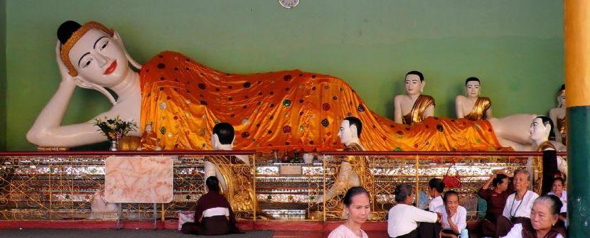 Descubriendo Myanmar: Mandalay, Bagan y Lago Inle  –
