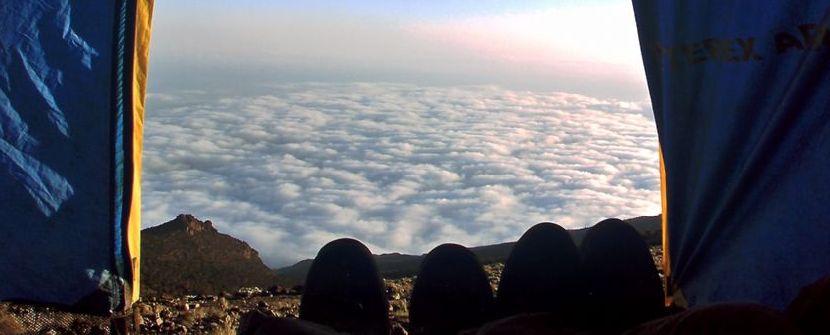 TANZANIA. Ascensión al Kilimanjaro. Ruta Machame