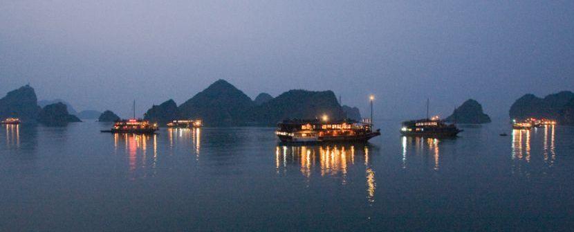 VIETNAM. Montañas de Sapa, Isla An Binh, poblados del norte, Halong Bay, Delta Mekong y Camboya o Isla Phu Quoc