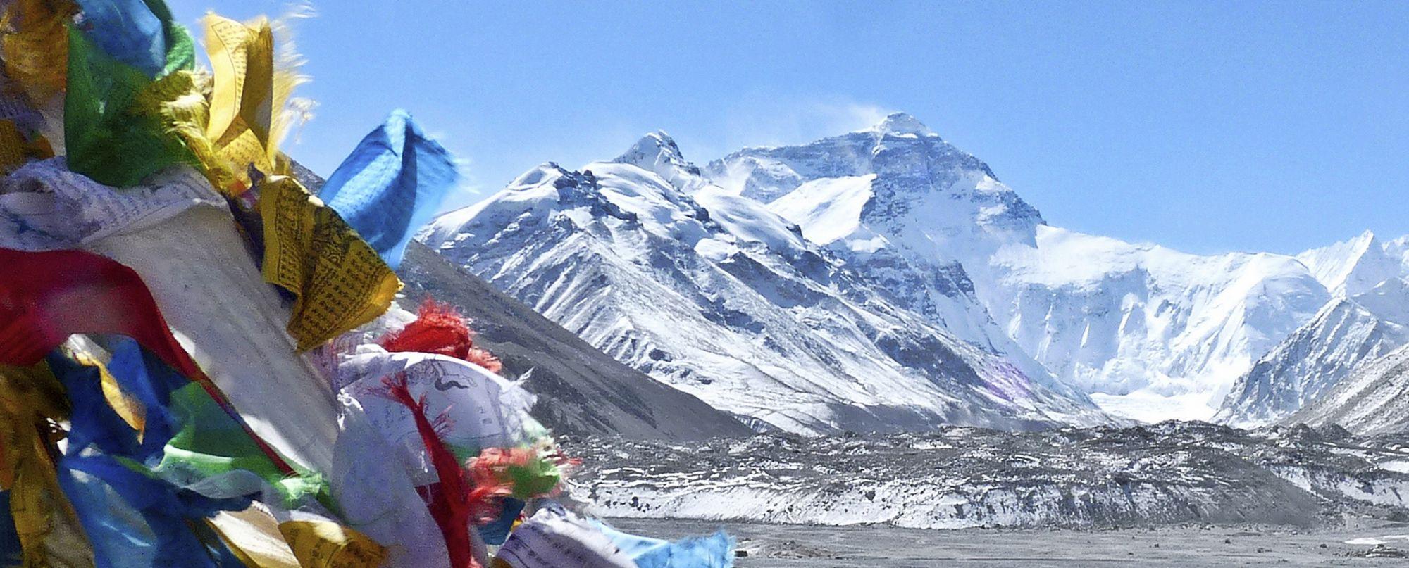 T�bet y Nepal