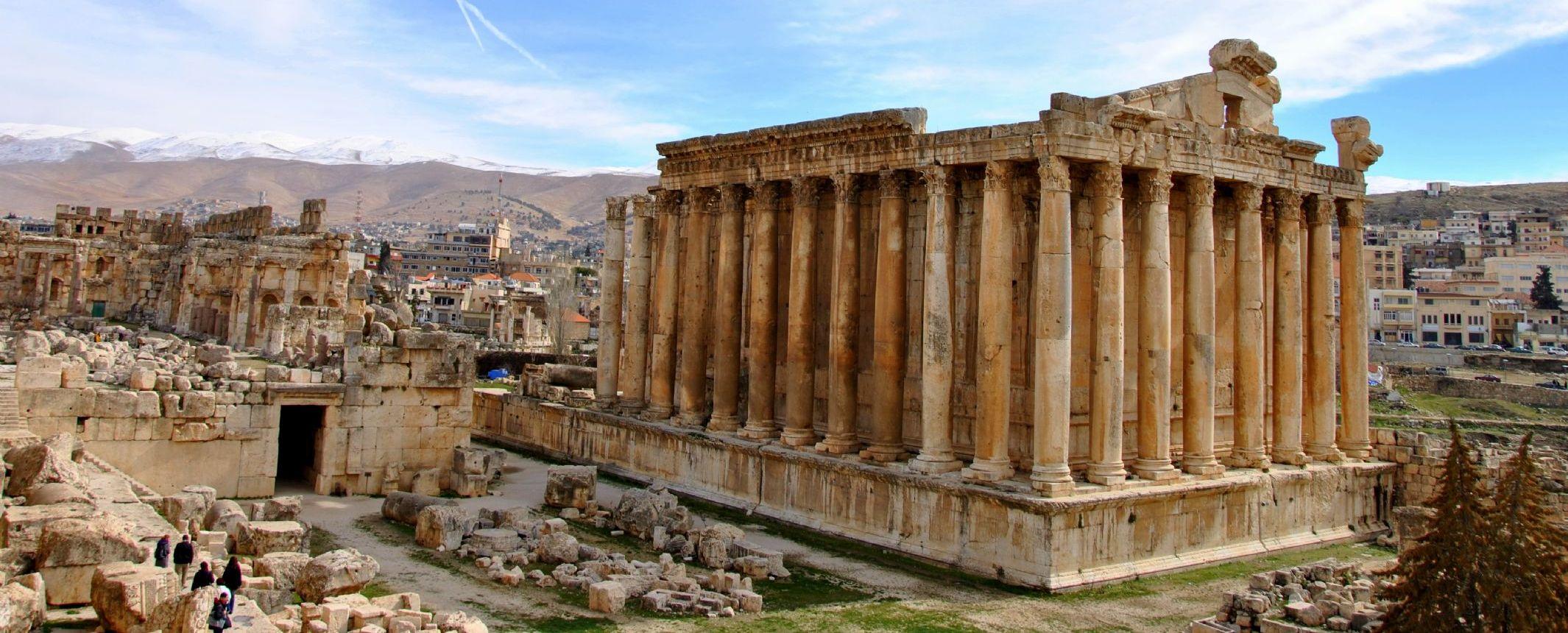 L�bano y Jordania