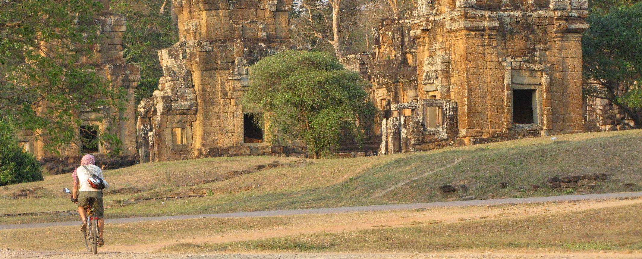 Camboya -  En bicicleta por el reino de los Khmers  - Salidas en grupo