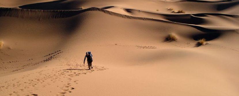 Marruecos -  Senderismo en el valle del Draa.  - Especial Semana Santa