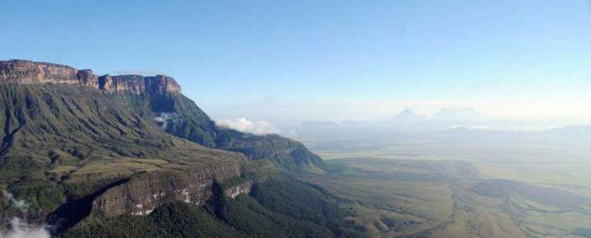 Venezuela -  Trekking Auyantepuy - Salidas en grupo