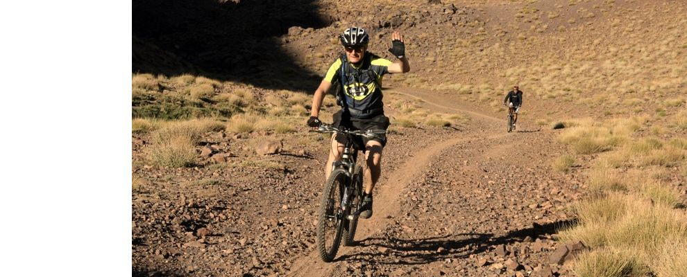 MARRUECOS. Atlas Central Marroquí en Bicicleta de Montaña