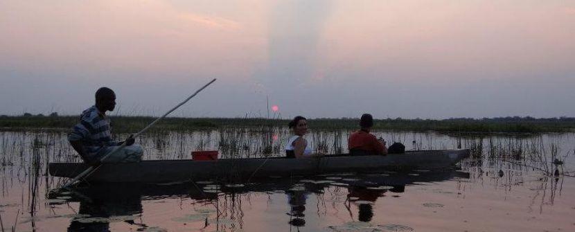 Botswana - Cataratas Victoria -  A través del corazón de África - Safari móvil con guia de habla castellana