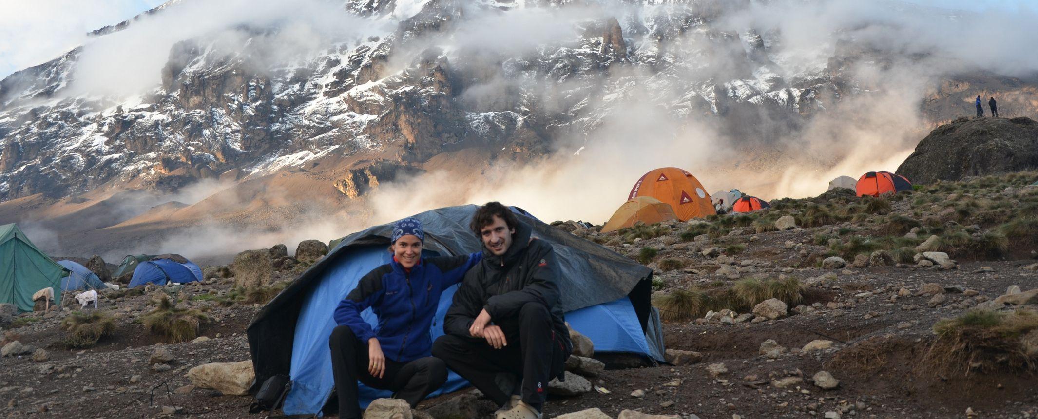 El Kilimanjaro, el techo de África. Ruta Machame.  – Salidas en grupo con opción safari o Zanzibar